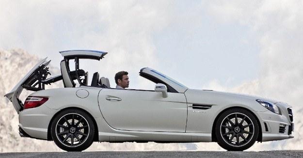 Mercedes SLK AMG /