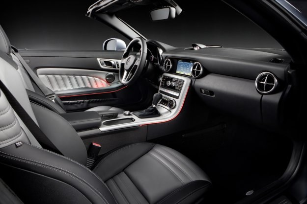 Mercedes SLK /