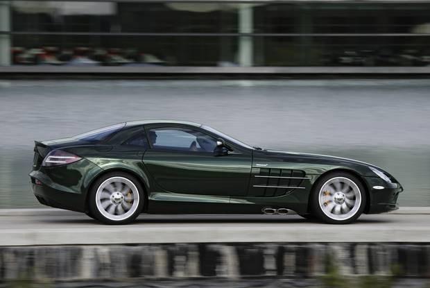 Mercedes SLR / Kliknij /INTERIA.PL