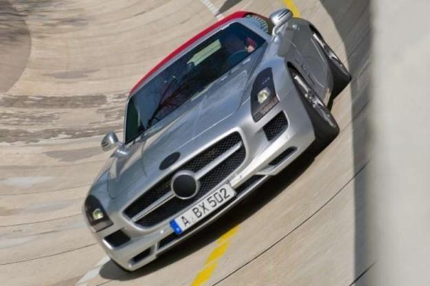 Mercedes SLS cabrio /