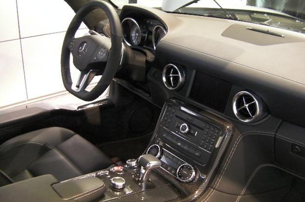 Mercedes SLS /INTERIA.PL