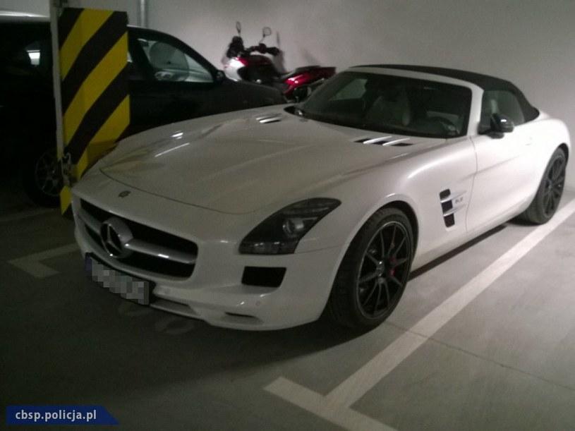 Mercedes SLS /