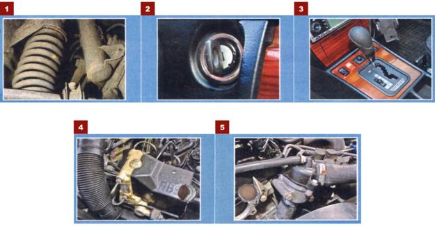 mercedes usterki /Motor