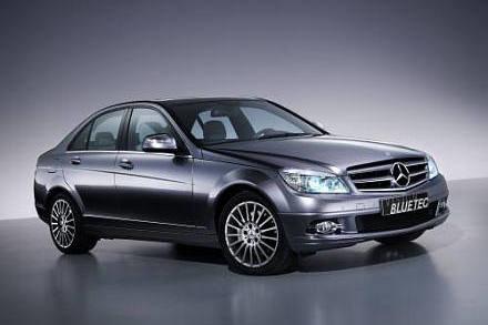 Mercedes vision C 220 bluetec / kliknij /INTERIA.PL