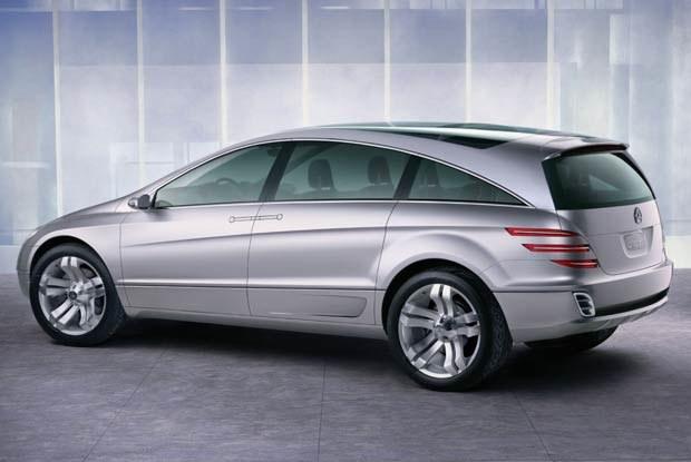 Mercedes Vision GST (kliknij) /INTERIA.PL