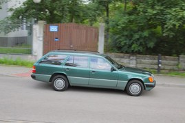Mercedes W124 (1984-1997)