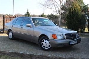 Mercedes W140. Czy to jest najlepsze auto w historii?