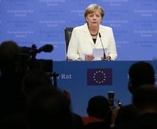 Merkel: Będziemy musieli wrócić do kwestii rządów prawa w UE