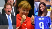 Merkel, Bryant, DiCaprio. Politycy, gwiazdy i celebryci na mundialu