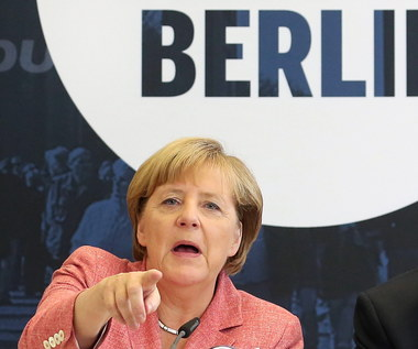 Merkel: Sytuacja z uchodźcami o wiele lepsza niż rok temu