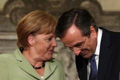 Merkel w Grecji. Protesty na ulicach Aten