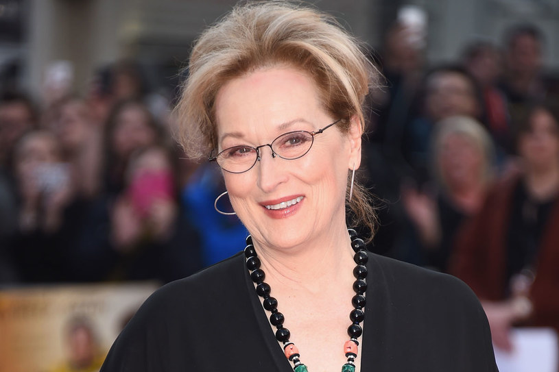 Meryl Streep /Getty Images