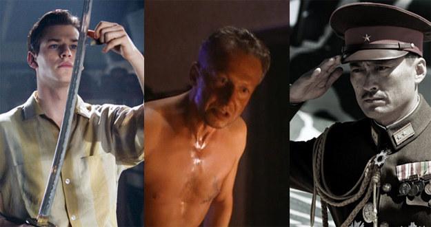 """""""Męska rzecz""""! Gaspard Ulliel, Bogusław Linda i Ken Watanabe pojawią się w weekend na ekranach /materiały prasowe"""