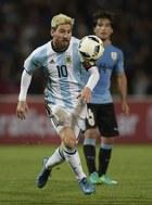 Messi w kadrze Argentyny na mecz z Brazylią