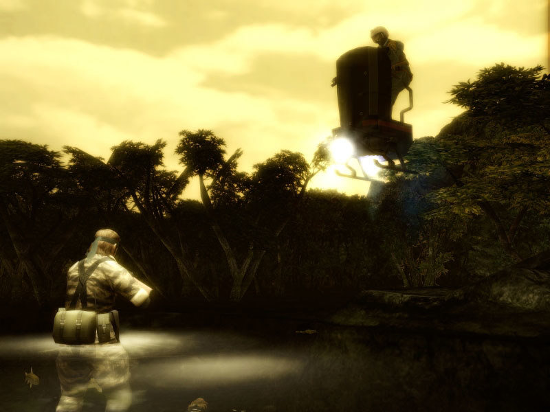 """Metal Gear Solid 3"" to gra wybitna /INTERIA.PL"