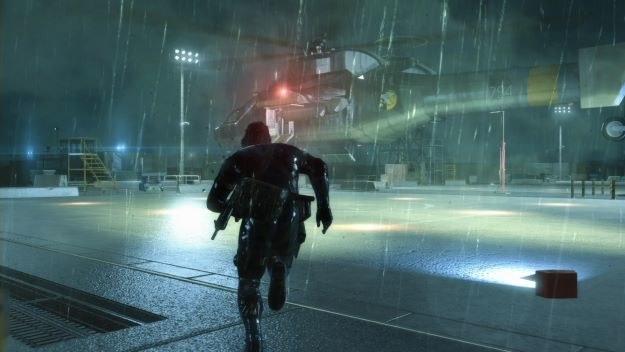Metal Gear Solid V: Ground Zeroes /materiały prasowe