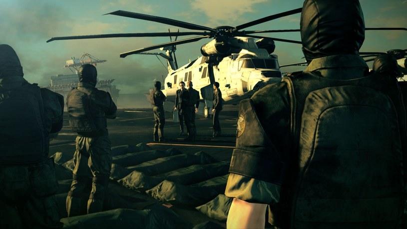Metal Gear Survive /materiały prasowe