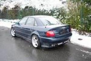 Metamorfoza pewnego Audi