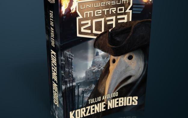 Metro 2033: Korzenie Niebios /materiały prasowe