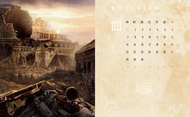 Metro 2033 /materiały prasowe