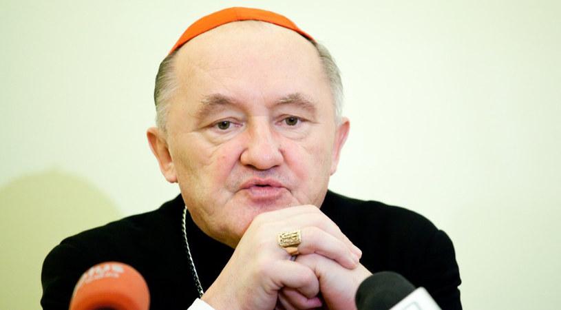 Metropolita warszawski kard. Kazimierz Nycz. /KAROL SEREWIS /East News