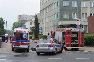 Mężczyźni zatrzymani w związku z alarmami bombowymi zwolnieni