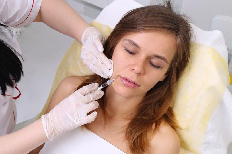 Mezoterapię wykonaj jesienią - o tej porze roku jest skuteczna i bezpieczna /123RF/PICSEL