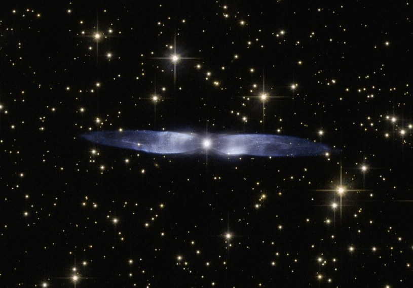 Mgławica planetarna Hen 2-437 /NASA