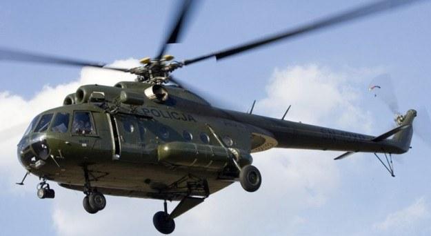 Mi-8 - największe śmigłowce polskiej policji /