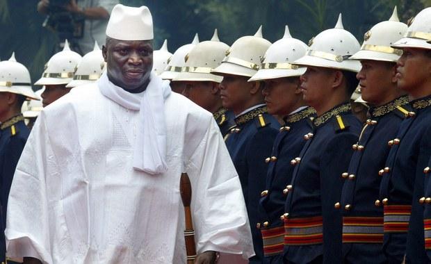 """Miał rządzić w Gambii """"miliard lat"""". Niespodziewanie przegrał wybory! """"Jesteśmy wolni"""""""