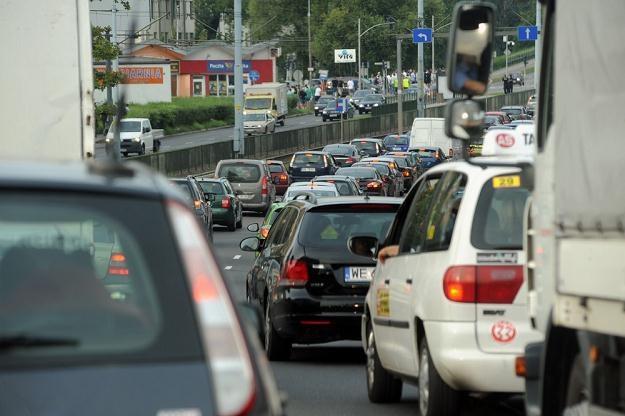 Miasta chcą eliminować ruch z centrów / Fot: Wojciech Stróżyk /Reporter