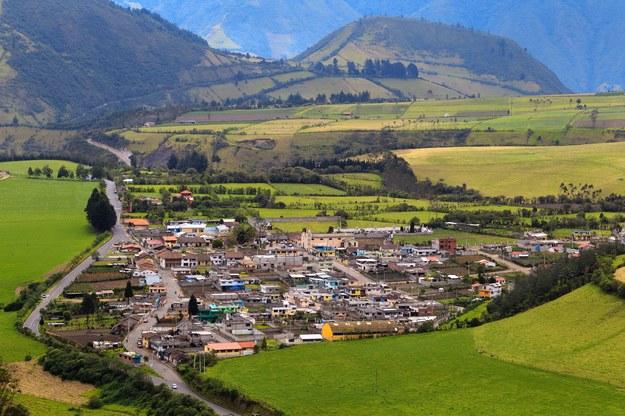 Miasteczko Lloa w Ekwadorze /123/RF PICSEL