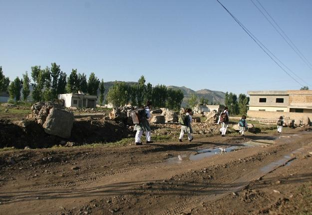 Miasto Abbotabad /AFP