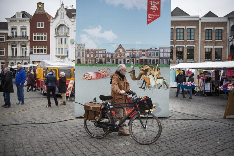Miasto świętuje 500 lecie śmieci Hieronima Boscha /The New York Times Syndicate