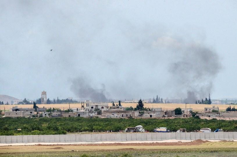 Miasto, w którym doszło do ostrzału, zdj. archiwalne /ILYAS AKENGIN/AFP /East News