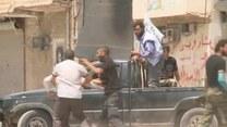 Miasto-widmo w Syrii