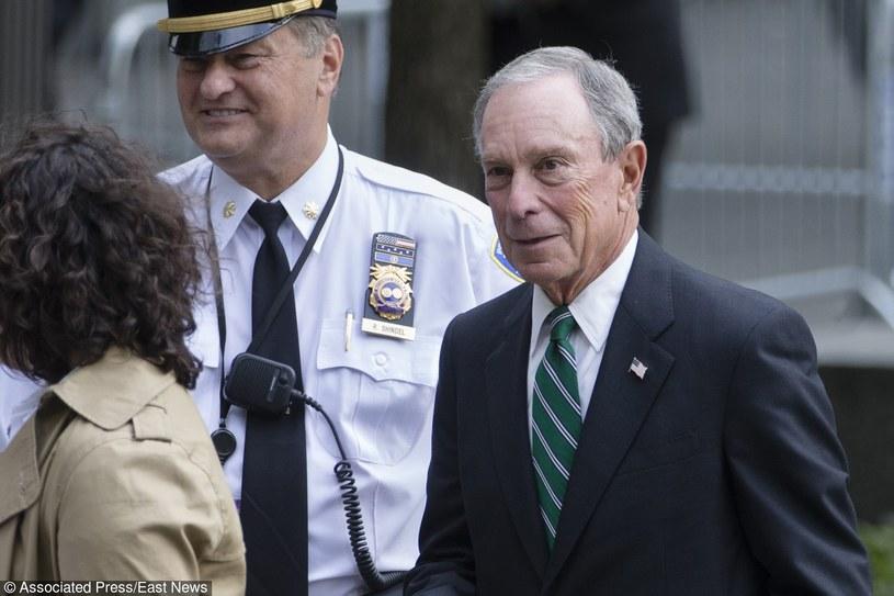 Michael Bloomberg /AP