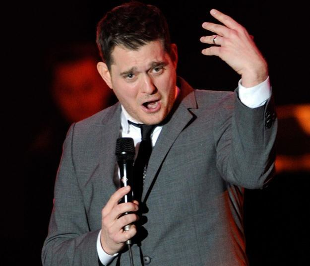 Michael Bublé to jeden ze świątecznych pewniaków - fot. Ethan Miller /Getty Images/Flash Press Media