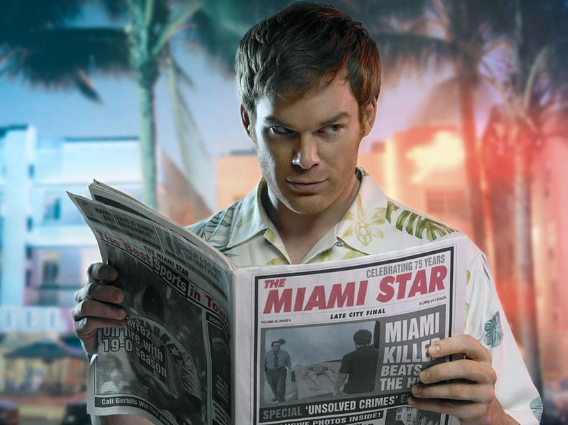 Michael C. Hall jako Dexter Morgan /materiały prasowe