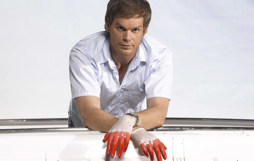 Michael C. Hall w roli Dextera /Album Online /East News