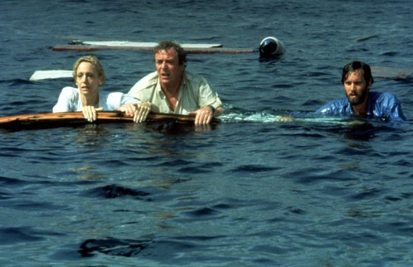 """Michael Caine w """"Szczękach 4"""" /Everett Collection /East News"""