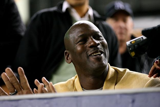 Michael Jordan/fot. Andrew Burton /Getty Images/Flash Press Media