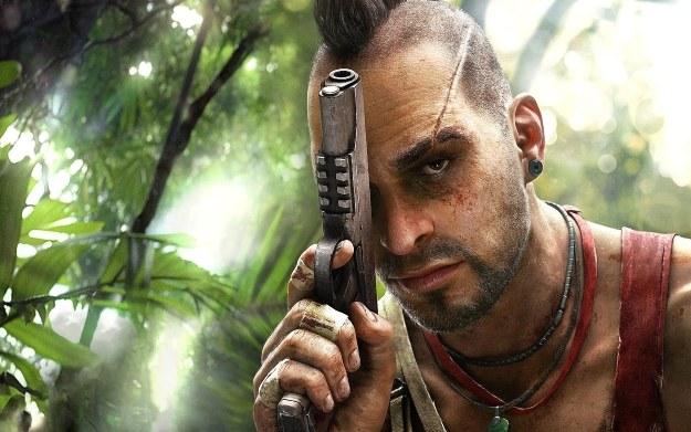 Michael Mando w roli Vaasa w grze Far Cry 3 /materiały prasowe