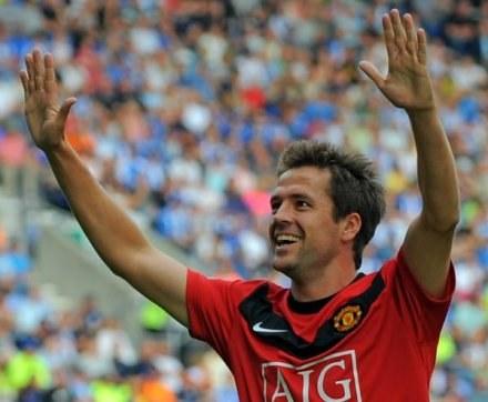 Michael Owen dał gola na wagę trzech punktów Man Utd /AFP