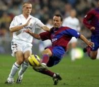 Michael Owen strzelił gola dla Realu w meczu z Levante /AFP