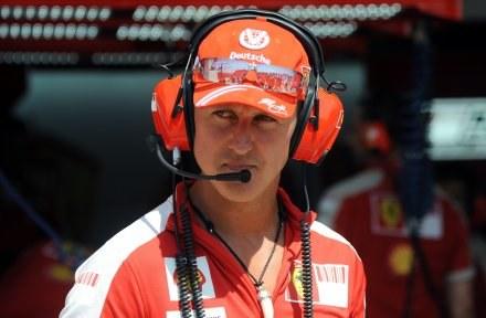 Michael Schumacher w 2009 roku nie wróci na tor /AFP
