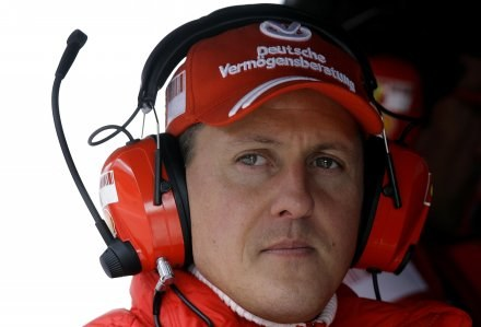 Michael Schumacher /AFP