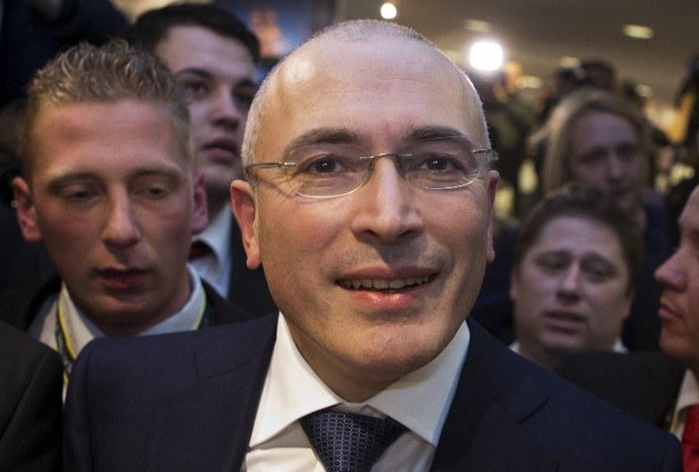Michaił Chodorkowski /AFP