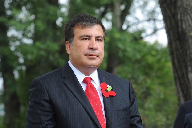 Michaił Saakaszwili /Mateusz Jagielski /East News