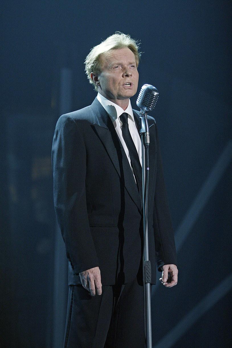 Michał Bajor: Chciałem być polskim Michaelem Jacksonem /AKPA